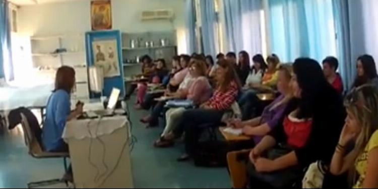 Η Επιστημονική Ομάδα ΛΟΓΩ ΔΙΑΤΡΟΦΗΣ στην ημερίδα για τη χοληστερόλη, από την ΕΠΑΣ Β Νοσηλευτών