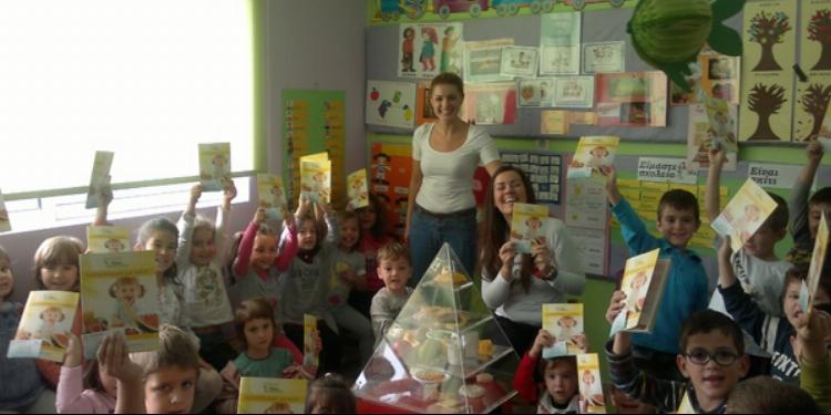 Η Επιστημονική Ομάδα ΛΟΓΩ ΔΙΑΤΡΟΦΗΣ, μέσω της εκστρατείας «Active Kids» βρίσκεται συνεχώς κοντά στα παιδιά