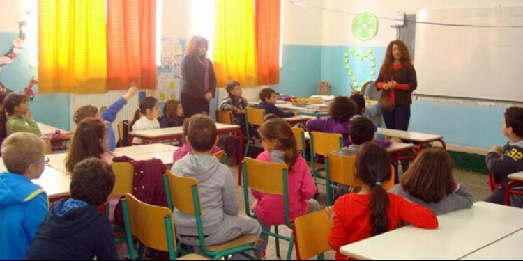 Η Επιστημονική Ομάδα ΛΟΓΩ ΔΙΑΤΡΟΦΗΣ σε ομιλία για τη Μεσογειακή Διατροφή, σε παιδιά δημοτικού στη Ρόδο