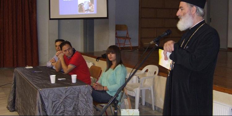 Η Επιστημονική Ομάδα ΛΟΓΩ ΔΙΑΤΡΟΦΗΣ στην ομιλία με θέμα ¨Πρόληψη και αντιμετώπιση της παχυσαρκίας¨