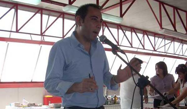 Η Επιστημονική Ομάδα ΛΟΓΩ ΔΙΑΤΡΟΦΗΣ στην Πανελλήνια Έκθεση Τροφίμων στη Λαμία.