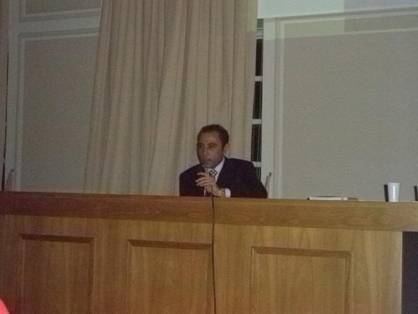 Η Επιστημονική Ομάδα ΛΟΓΩ ΔΙΑΤΡΟΦΗΣ επίσημη προσκεκλημένη από το Πανεπιστήμιο Αιγαίου στη Μυτιλήνη.