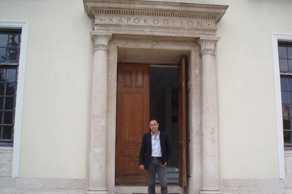 Δημήτρης Γρηγοράκης ολοκλήρωσε με επιτυχία τη διδασκαλία του μαθήματος της Κλινικής Διατροφής στους φοιτητές του Χαροκοπείου Πανεπιστημίου.