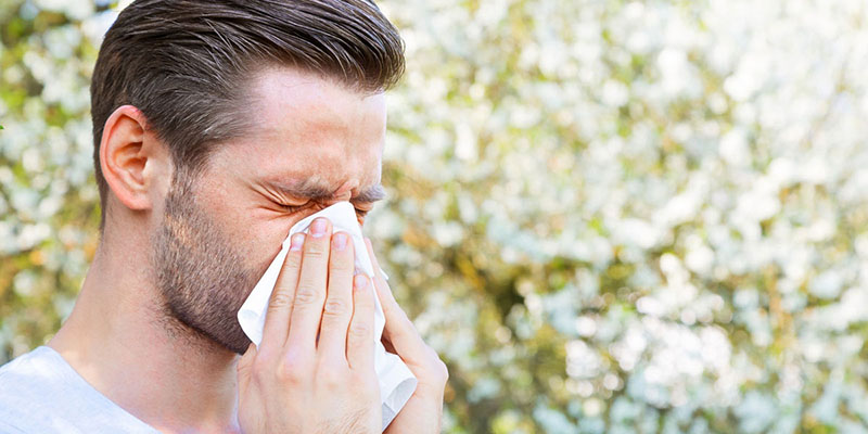 Η διατροφή στην αντιμετώπιση των αλλεργιών