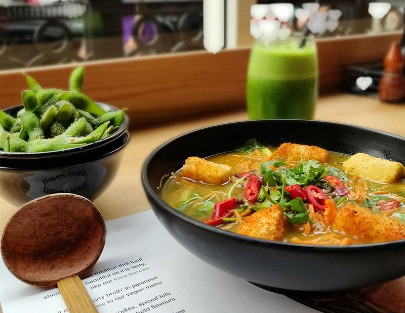 Η ολοκλήρωση της γευστικής εμπειρίας στο wagamama