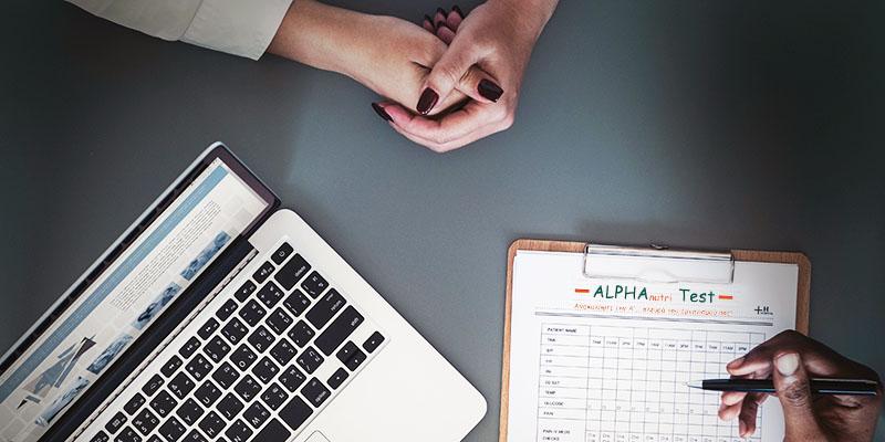 ALPHA nutri Test: Η ΜεταβΟλιστική Ανάλυση στην αντιμετώπιση της φλεγμονής!